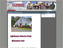 Tablet Preview of lighthousecog.us